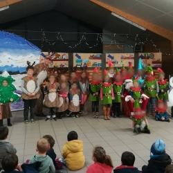 Spectacle interactif de Noël